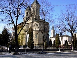 Churches from Iasi - Trei Ierarhi