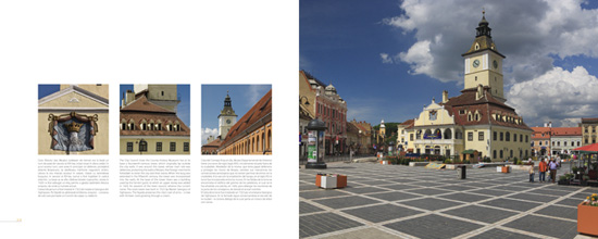 Album Brasov - The City of the Crown