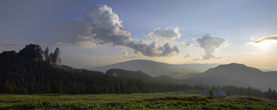 Album Bucovina  - The Land of the Beech