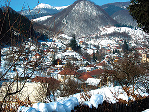City of Cavnic - Maramures