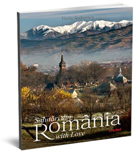Album Romania - Salutari din Romania with love