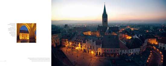 Album Sibiu - The Red City