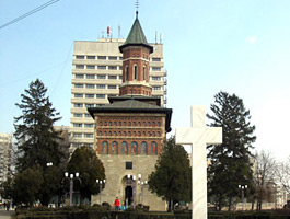 Churches from Iasi - Saint Nicholas Church