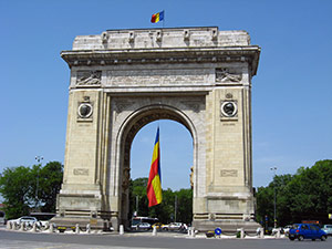 Triumphal Arch, Bucharest