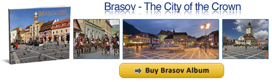 Album Brasov - The City of the Crowni