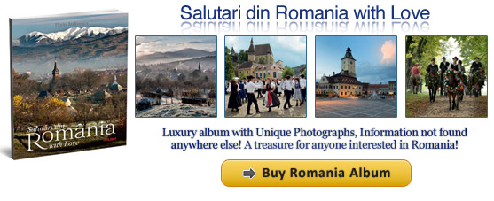 Album Salutari din Romania with Love