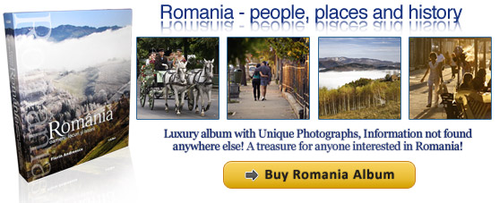 Album Romania - people, places and history