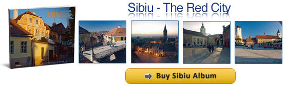 Album Sibiu -The Red City