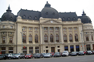 National Library of Romania, Bucharest
