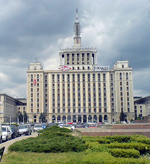 The House of the Free Press, Bucuresti