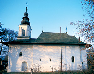 Dolhestii Mari Church