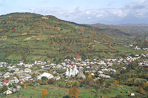 Iza River Valley - Botiza