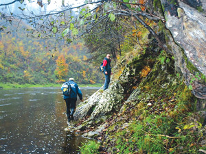 The Lapus Gorges - Maramures