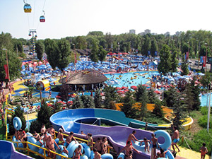 Aqua Magic, Mamaia