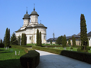 Cetatuia Monastery - Iasi