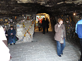The Cave of St. Andrew the Apostle - Dobrogea