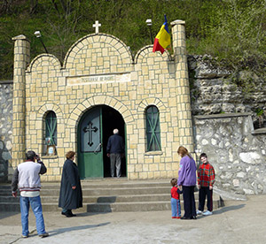 The Monastery Cave of St. Andrew the Apostle - Dobrogea