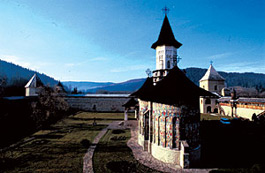Bucovina - Painted Monasteries
