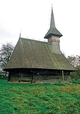 Wooden Churches - Arduzel
