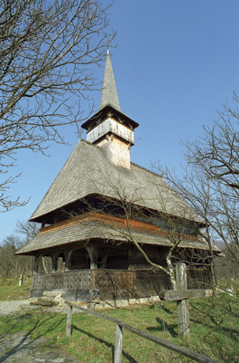 Wooden Churches - Barsana
