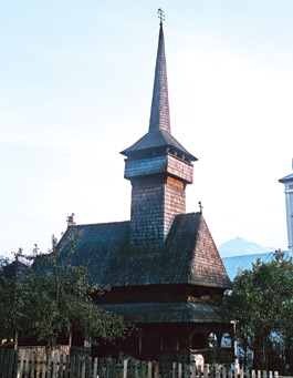 Wooden Churches - Borsa