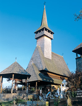 Wooden Churches - Botiza