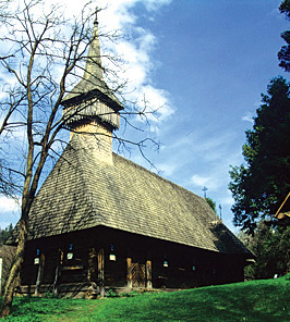 Wooden Churches - Breb