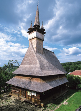 BWooden Churches - Budesti-Josani
