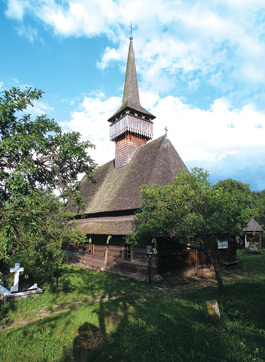 Wooden Churches - Budesti Susani
