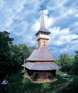 Wooden Churches - Calinesti Susani