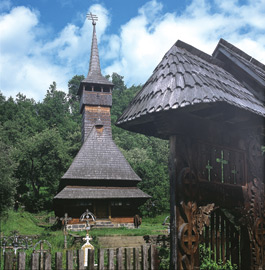 Wooden Churches - Cornesti