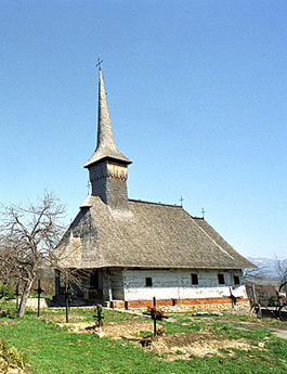 Wooden Churches - Culcea