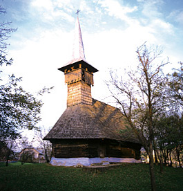 Wooden Churches - Dobricu Lapusului