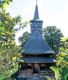 Wooden Churches - Feresti