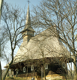 Wooden Churches - Glod