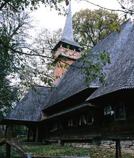 Wooden Churches - Harnicesti