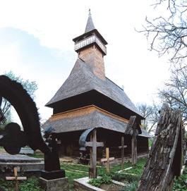 Wooden Churches - Ieud Deal
