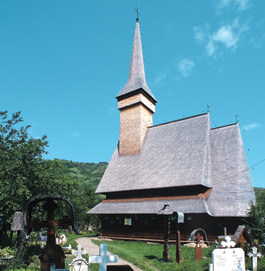 Wooden Churches - Ieud Ses