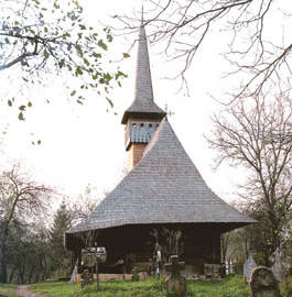 Wooden Churches - Lapus