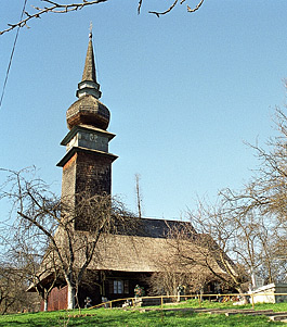 Wooden Churches - Laschia