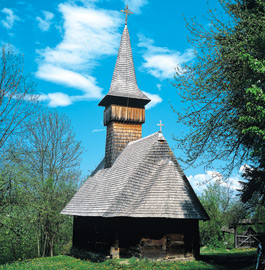 Wooden Churches - Manastirea