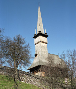 Wooden Churches - Plopis