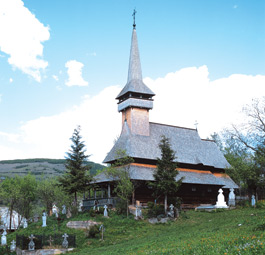 Wooden Churches - Poienile Izei