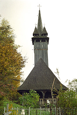 Wooden Churches - Razoare