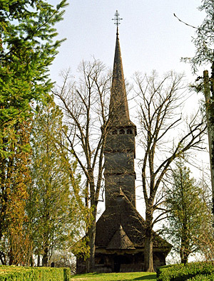 Wooden Churches - Remetea Chioarului