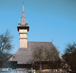 Wooden Churches - Rogoz