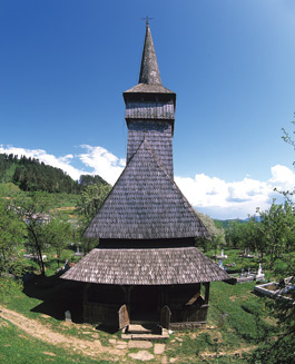 Wooden Churches - Rozavlea