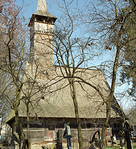 Wooden Churches - Sacalaseni