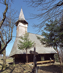 Wooden Churches - Sarbi Susani