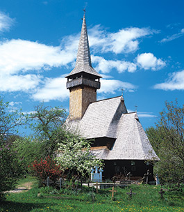 Wooden Churches - Sat Sugatag